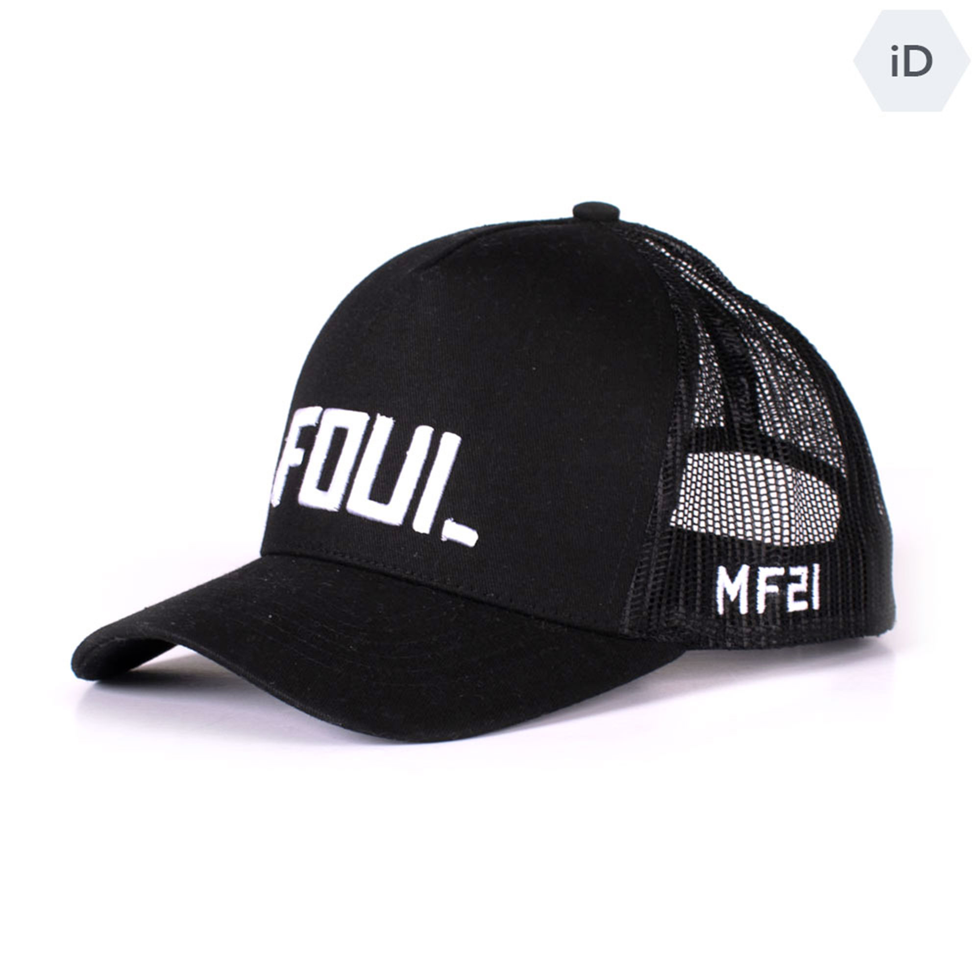 Trucker cap FOUL with ID(1)