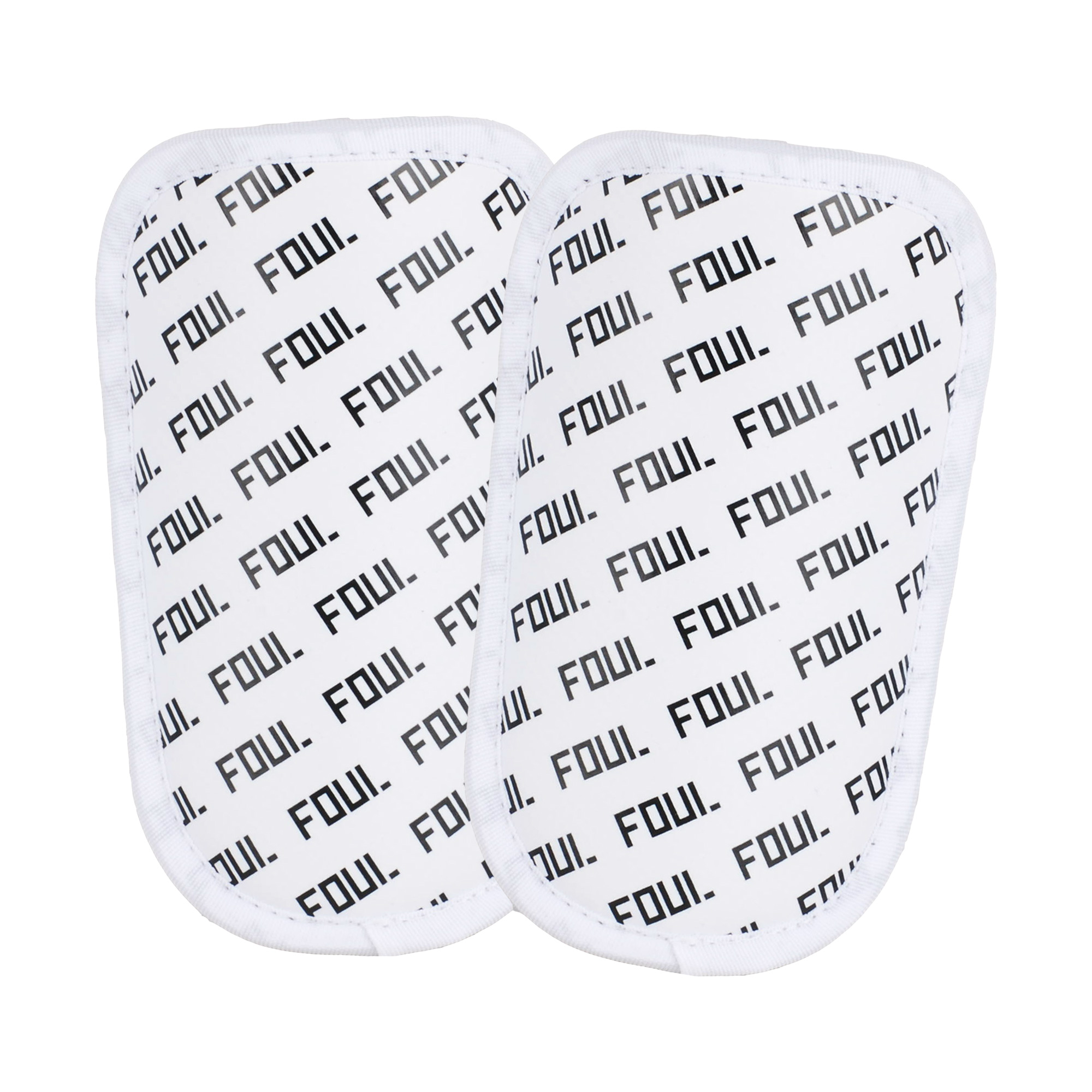 Football shin guards FOUL FOUL design(1)